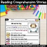 Reading Comprehension Stories {Phonics Edition} Distance L