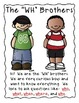 """Reading Comprehension Stories & """"WH"""" Questions {April}"""