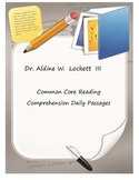 Reading Comprehension Stories and Worksheets aligned to Common Core Standards