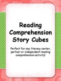 Reading Comprehension Story Cubes