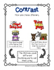 Autism Reading Comprehension/Story Elements Posters (Red Riding Hood Theme)