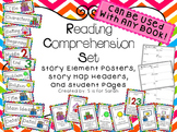 Reading Comprehension Story Map Bundle