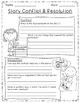 Reading Response & Story Writing - Graphic Organizers, Ass