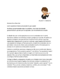 Spanish 2 + Reading Comprehension El Regalo Perfecto - Preterit/Imperfect tenses