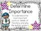 Reading Comprehension Strategies