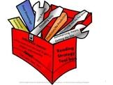 Reading Comprehension Strategies Toolbox Kit