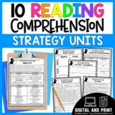 Reading Comprehension Strategies and Activities | Distance