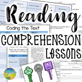Reading Comprehension Lessons