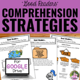 Reading Comprehension Strategies Activities for Mini-Lesso