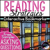 Reading Comprehension Strategies: Asking Questions FREE Re