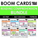 Reading Comprehension Strategies BOOM Cards BUNDLE / Digit