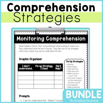 Reading Comprehension Strategies Bundle