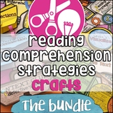 Reading Comprehension Strategies Crafts: The Bundle