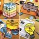 Reading Comprehension Strategies Crafts: The Bundle