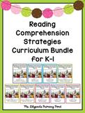 Reading Comprehension Strategies Curriculum for Kindergart