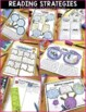 Reading Comprehension Graphic Organizers-Reading Strategies,Fiction & Nonfiction