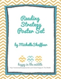 Reading Comprehension Strategies Posters: Bundle of Six