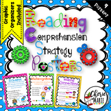 Reading Comprehension Strategy Posters Comprehension Graph