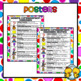 Reading Comprehension Strategies Posters and Bookmarks