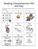 Reading Comprehension Strategies Roll and Play