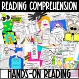 Reading Comprehension Strategies THE GROWING BUNDLE