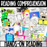 Reading Comprehension Strategies THE BUNDLE