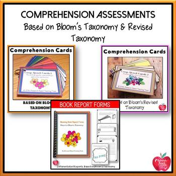 Reading Comprehension Strategies and Assessment Bundle