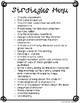 Reading Comprehension Strategies and No-Prep Graphic Organizers
