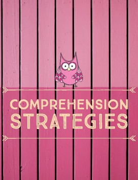 Reading Comprehension Strategies and Resources