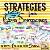 Reading Comprehension Strategies and Skills in English and Spanish