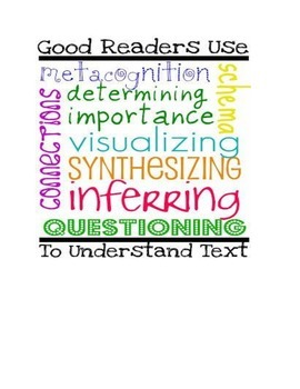 Reading Comprehension Strategies in The Primary/Junior Classroom