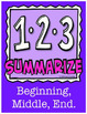 Reading Comprehension Strategies  (posters and worksheet bookmarks)