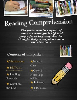Reading Comprehension Strategies/Activities