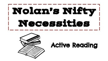 Reading Comprehension Strategy Guide: Active Reading Skills