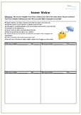 Reading Comprehension Strategy 'Inner Voice'