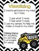 Reading Comprehension Strategy Posters- Construction Theme