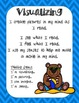 Reading Comprehension Strategy Posters- Summer Buddies