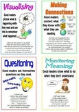 Reading Comprehension Strategy Posters- What good readers do....