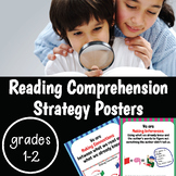 Reading Comprehension Anchor Charts for Grade 2