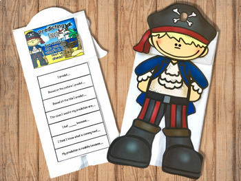 Reading Comprehension Strategy Puppets