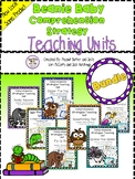 Beany Baby Comprehension Strategis BUNDLE - 7 FULL Teaching Units