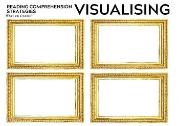 Reading Comprehension Strategy - Visualising