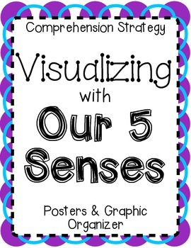 Reading Comprehension Strategy - Visualizing with 5 Senses