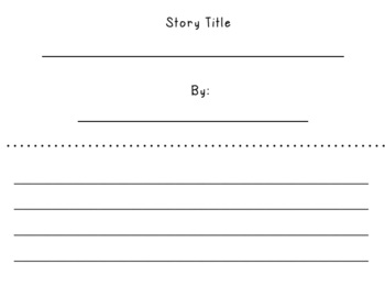 Reading Comprehension Strategy:Picture Strip With Captions For Any Story