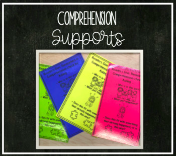 Reading Comprehension Support
