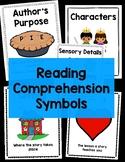 Reading Comprehension Symbols