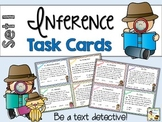 Inference Task Cards - Set 1