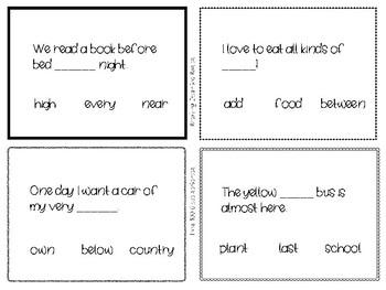 Reading Comprehension Task Cards - Level 3