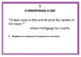 Reading Comprehension Task Cards - Paraphrasing Activitiy