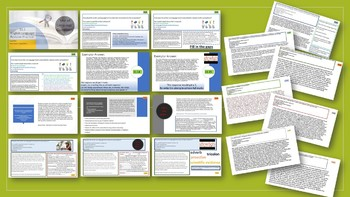 Reading Comprehension Tasks: Use of Language Questions